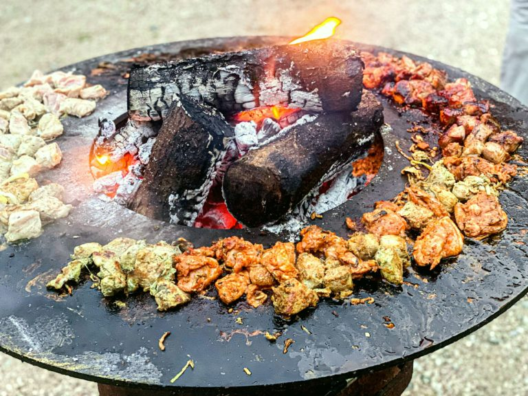 пикник в Латгалии, места для пикника, усадьбы лиелборне