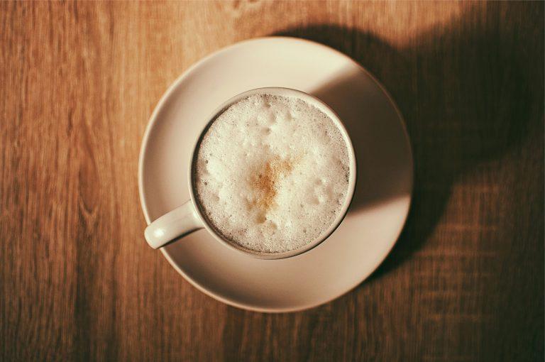 Кофе в усадьбе лиелборне