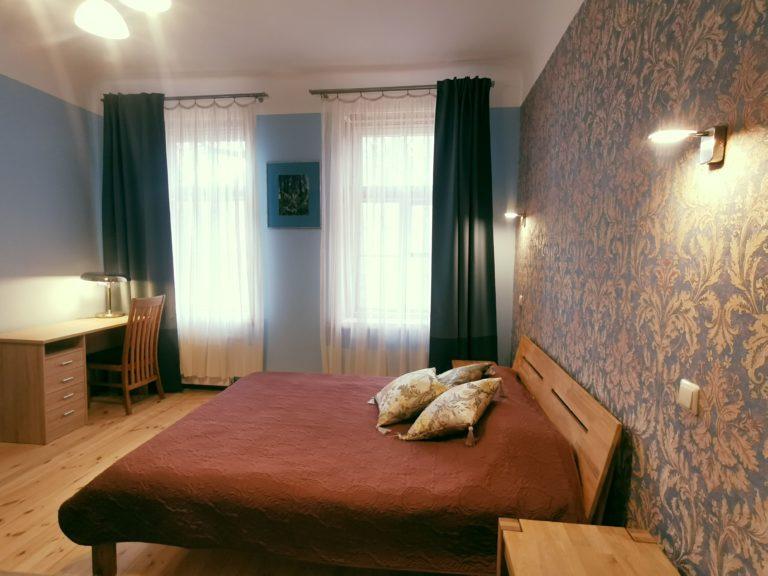 lielbornes muiža, viesnīca, trīsvietīgs numurs