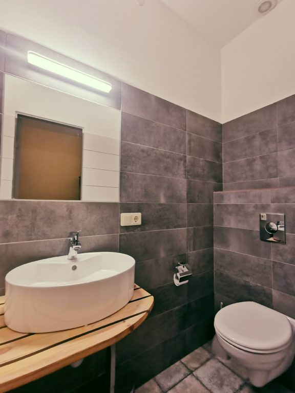 Vannas istaba, apartamenti, lielbornes muiža