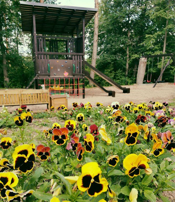 Playground for children Lielborne Manor