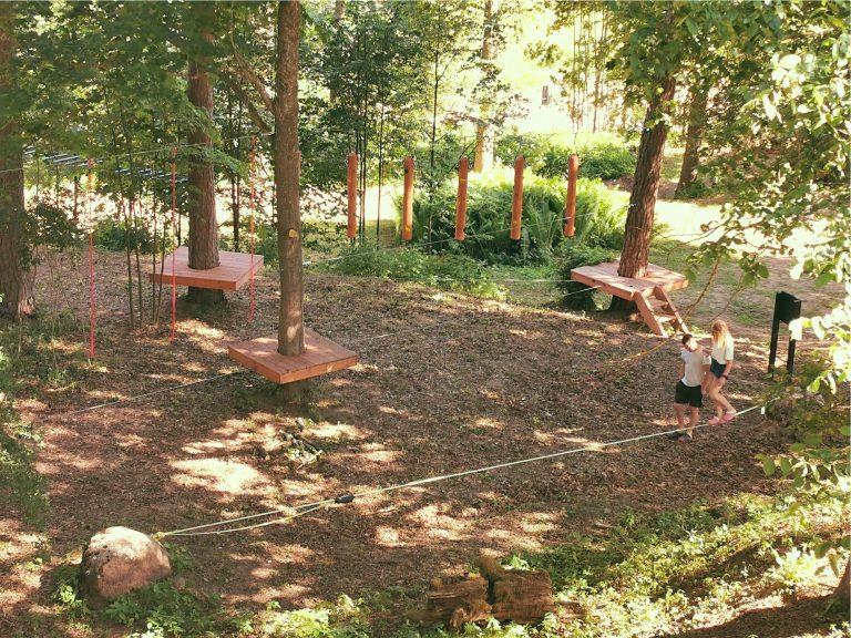 Recreation complex Lielborne Manor