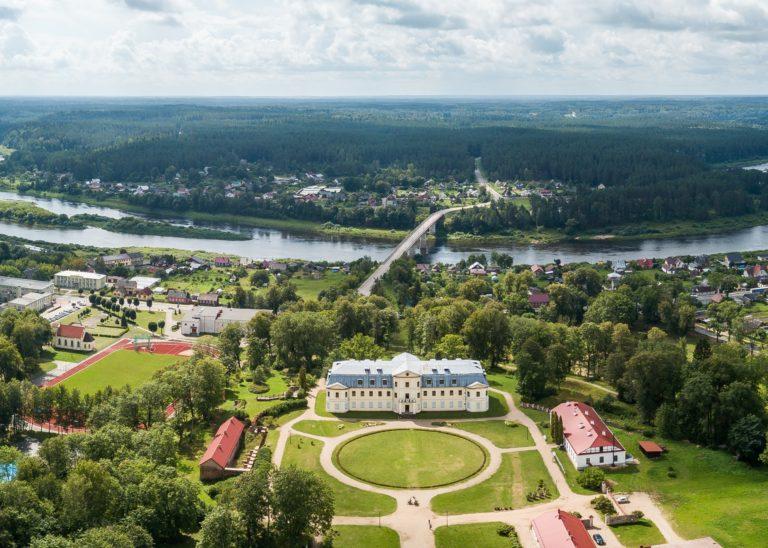 Brīvdienas Daugavas lokos, ekskursija uz Daugavpili, atvaļinājums Latvijā, Lielbrones muižas ekskursiju programma
